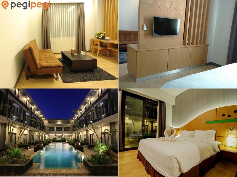 7 hotel favorit di lombok buat tahun baru mulai rp 200 ribuan for Dekor kamar hotel buat ulang tahun