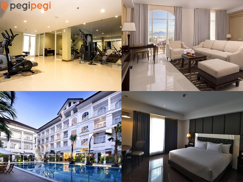 8 hotel keluarga di yogyakarta buat tahun baru mulai rp for Dekor kamar hotel buat ulang tahun