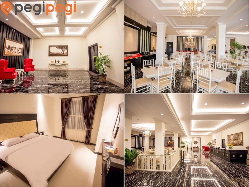 7 hotel favorit di malang buat tahun baru di bawah rp 700 ribu for Dekor kamar hotel buat ulang tahun