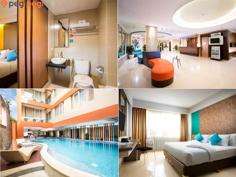 9 Hotel Dengan Pemandangan Cantik di Bali Mulai Rp 200 Ribuan