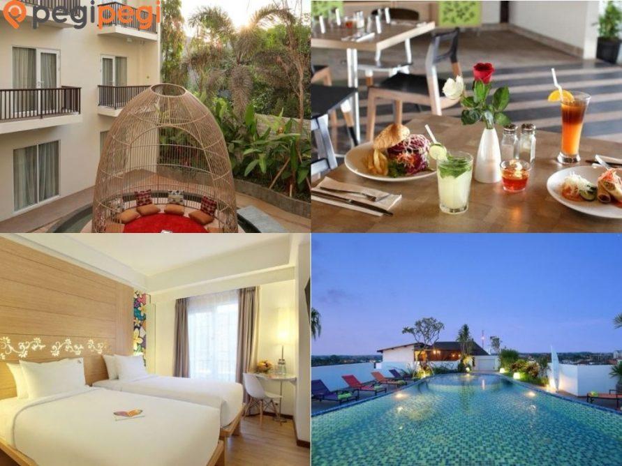 10 Hotel Instagenic di Bali untuk Liburan dengan Sahabat
