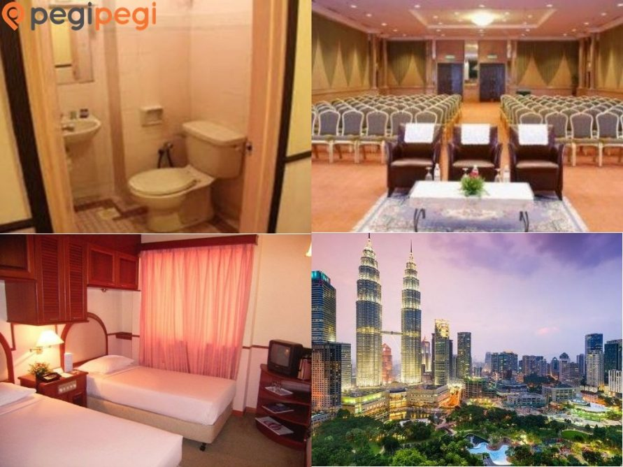 Klik Gambar Untuk Lihat Detail Harga Dan Hotel City Park Kuala Lumpur Berada Di