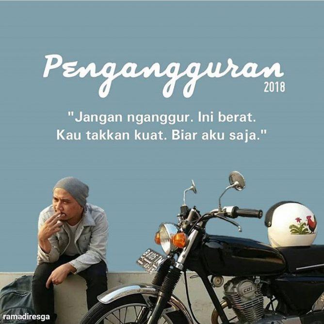 Kumpulan Meme Kocak Film Dilan 1990 'Itu Berat Biar Aku ...