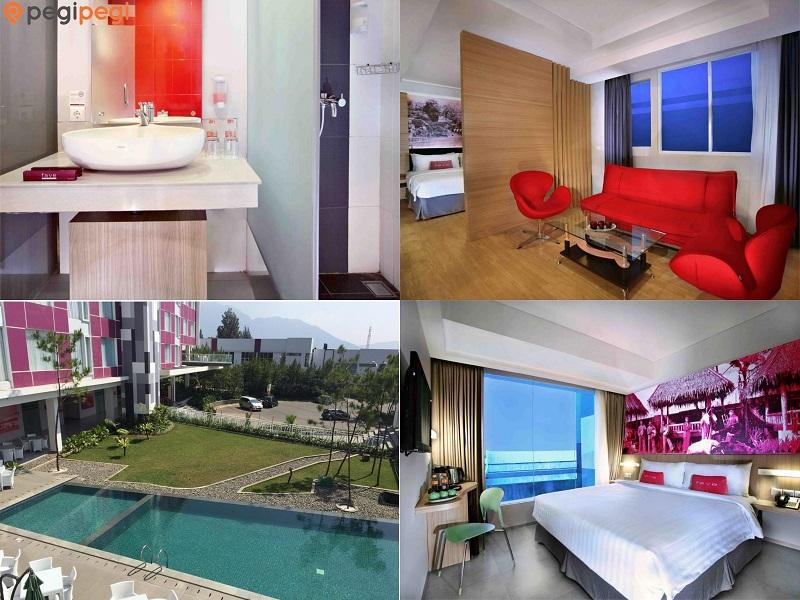 7 Hotel Asri Buat Liburan di Garut Mulai Rp 400 Ribuan