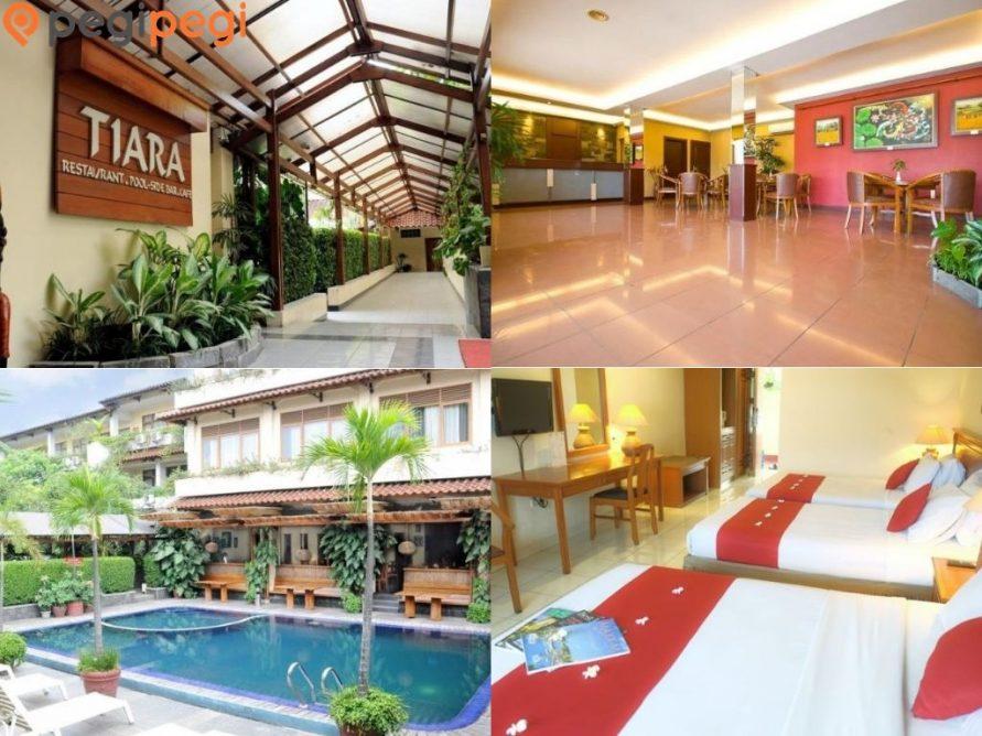 10 Hotel di Pusat Kota Bandung dengan Kolam Renang