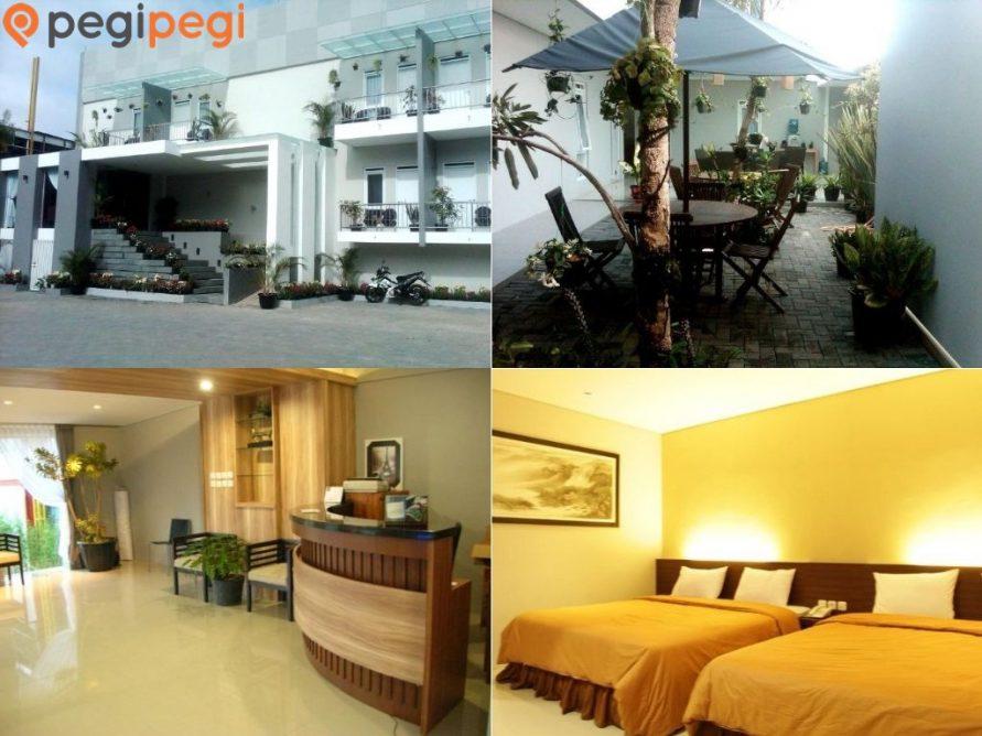 10 Hotel Nyaman di Lembang, Bandung di Bawah Rp 600 Ribu