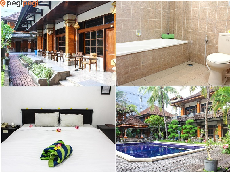 10 Hotel Nyaman di Bali Buat Nyepi Mulai Rp 100 Ribuan