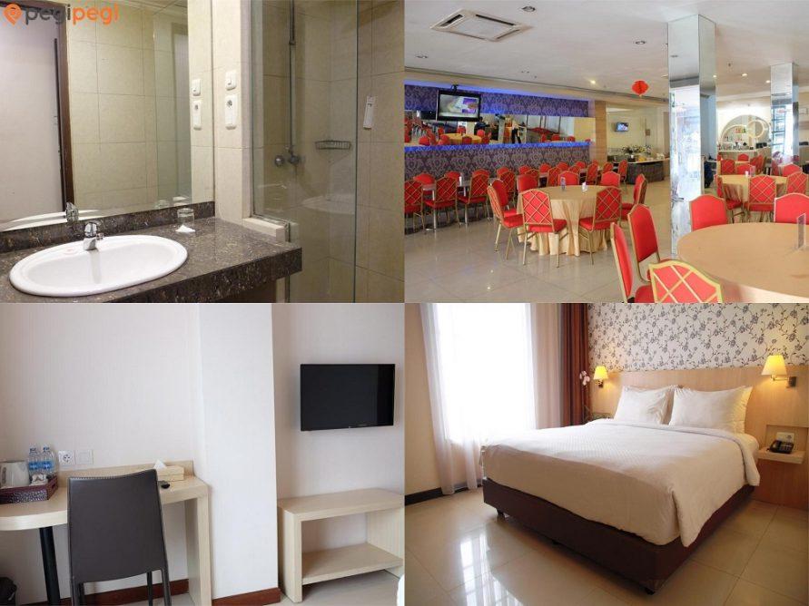 6 Hotel Strategis di Palembang Buat Solo Traveling Mulai Rp 200 Ribuan