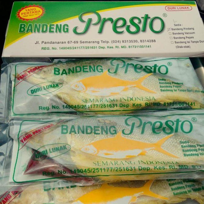 Bandeng Presto, Kuliner Khas Semarang yang Sarat Perjuangan