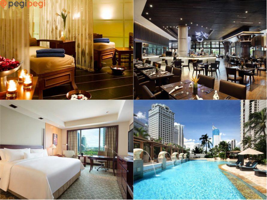 6 Hotel di Jakarta dengan Perawatan Spa Mewah