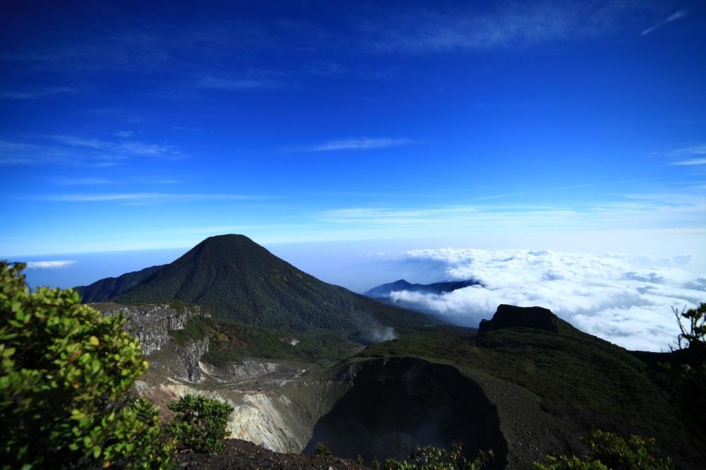 6 Spot Menarik Yang Wajib Dikunjungi di Gunung Gede