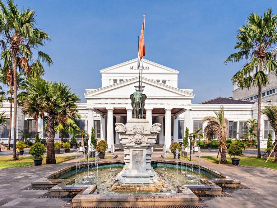 Museum Nasional, Salah Satu Museum Tertua di Asia Tenggara