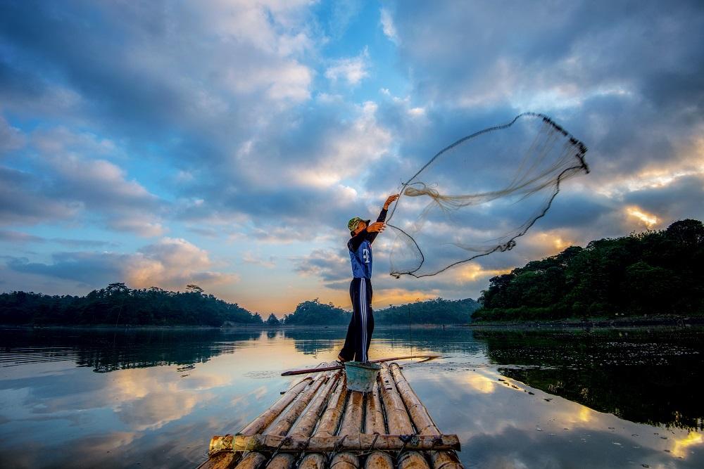 Situ Gede Tempat Wisata Asyik Di Hutan Dramaga Bogor