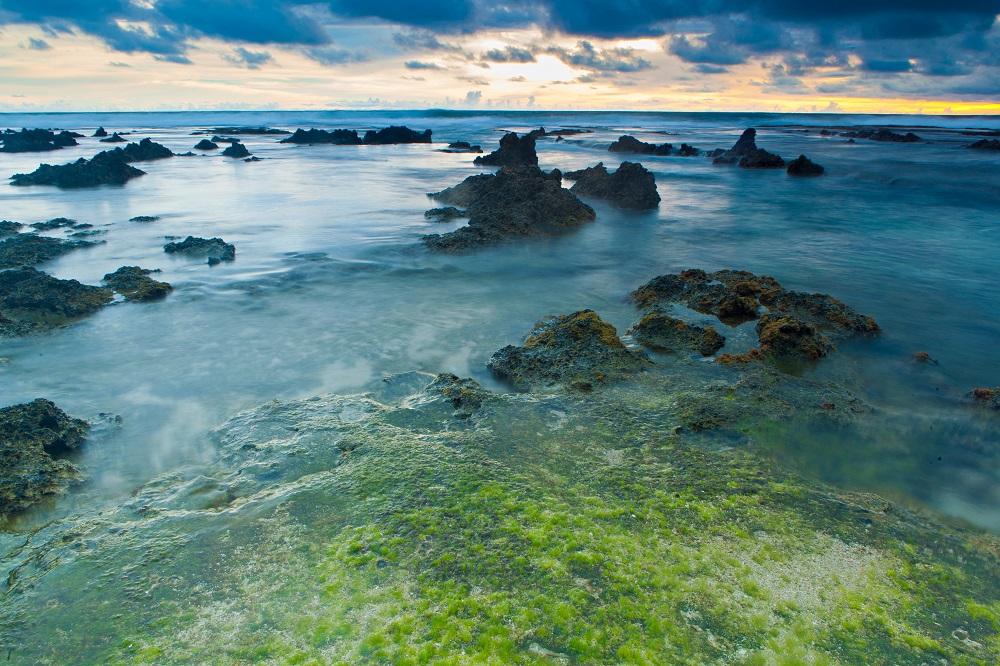 Pantai Rancabuaya Garut Lokasi Syuting Film Perahu Kertas