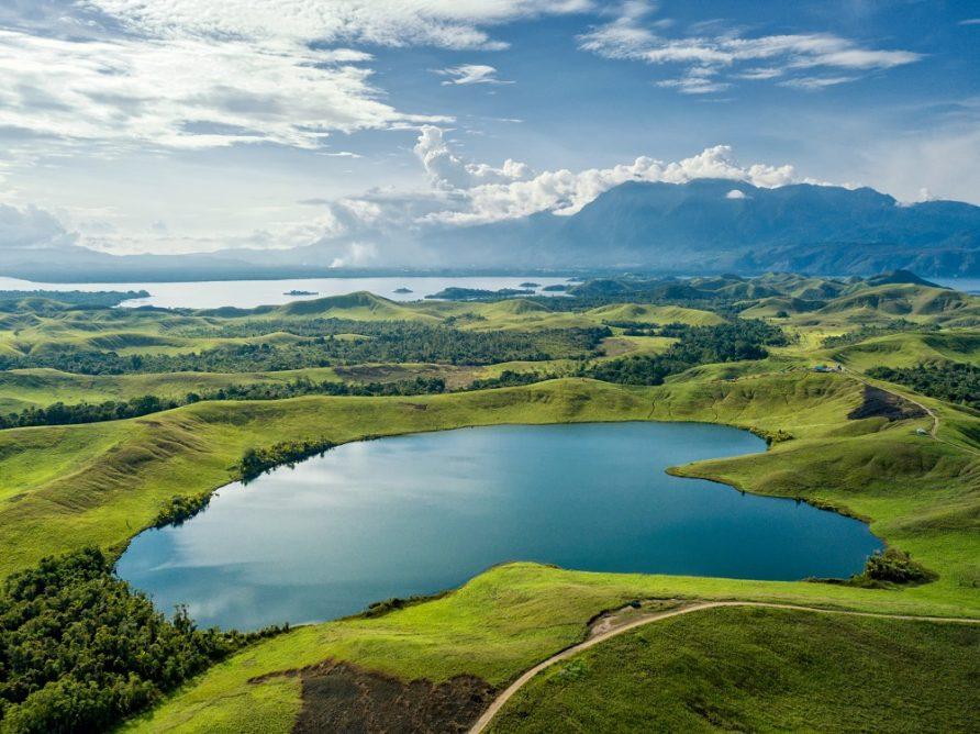 Danau Sentani Di Papua Legendaris Dan Kaya Akan Sejarah