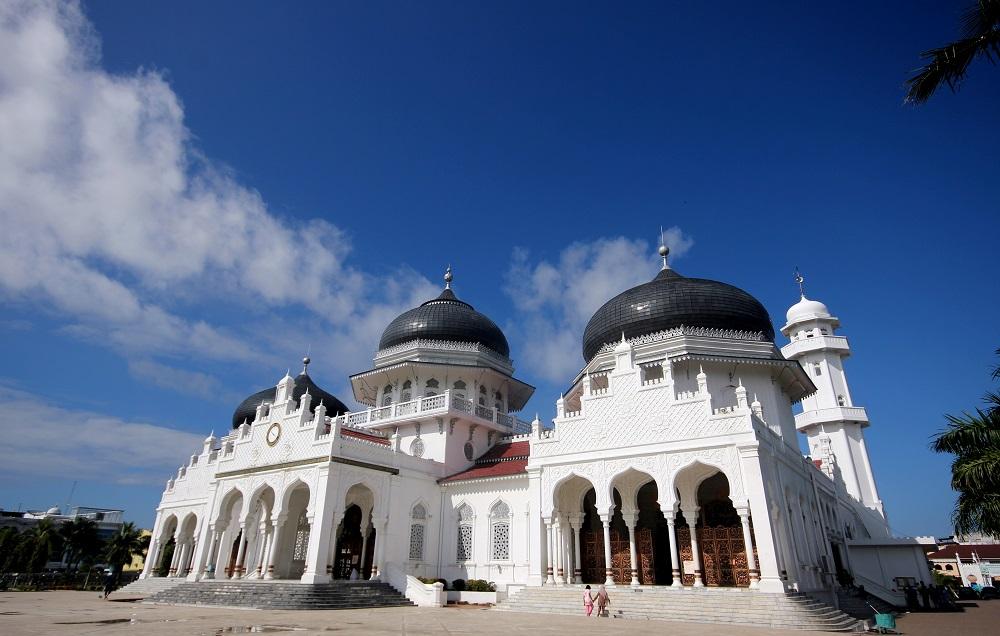 Masjid Raya Baiturrahman Kegagahan Yang Bangkit Setelah Tsunami