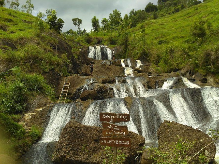 Air Terjun Kedung Kandang Wisata Alam Penuh Kesegaran Di Yogyakarta