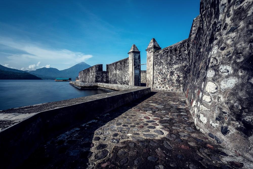 3 Benteng Bersejarah Di Ternate Maluku Yang Wajib Dikunjungi