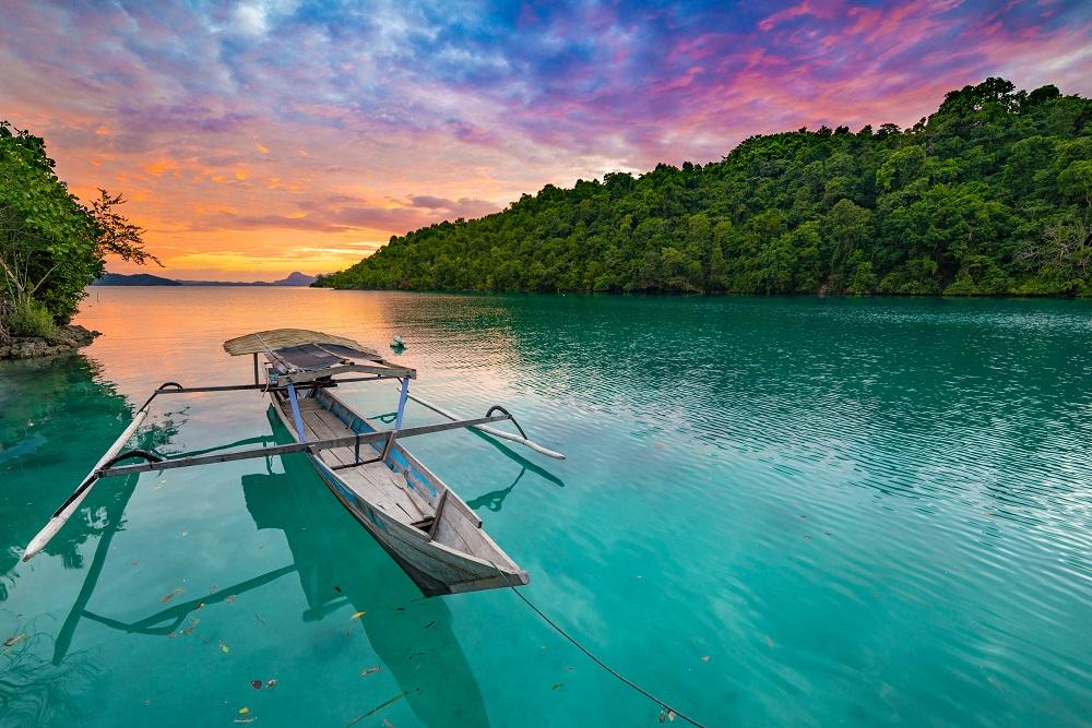 Melancong Ke Togean Wisata Pesisir Yang Memesona Di Sulawesi Tengah