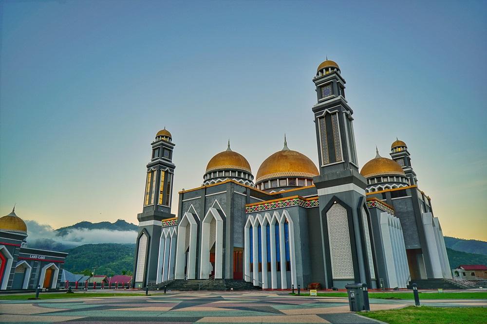 55 Gambar Masjid Raya Aceh Top Gambar Masjid