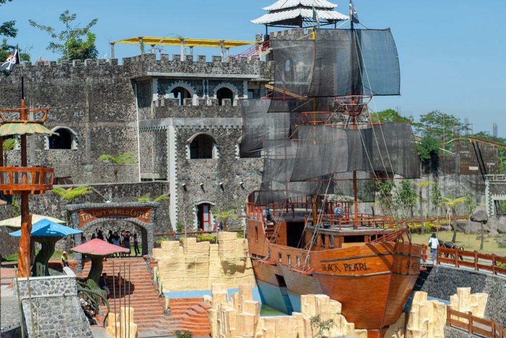 5 Spot Rekreasi Seru Di Sekitar Candi Borobudur Magelang