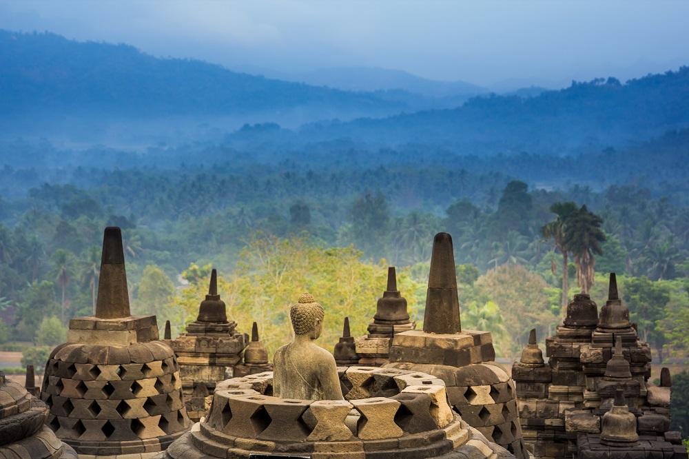 Candi Borobudur Destinasi Wisata Super Prioritas Yang