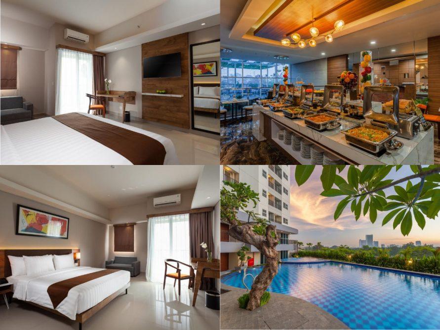 Sahid Serpong - 5 Hotel Favorit di Tangerang Selatan Buat Staycation Mulai Rp300 Ribuan