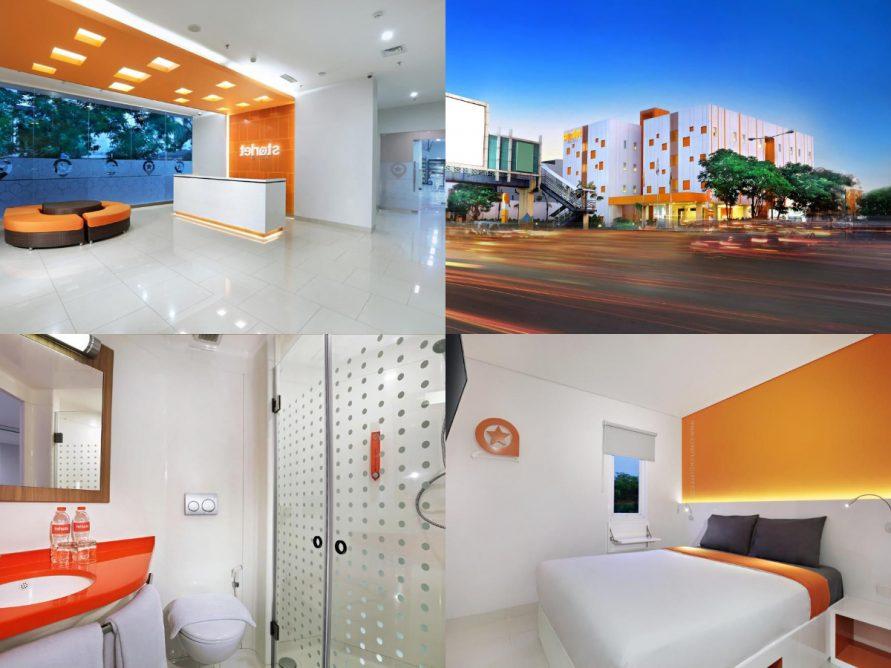 Starlet Hotel Gading Serpong - 5 Hotel Favorit di Tangerang Selatan Buat Staycation Mulai Rp300 Ribuan