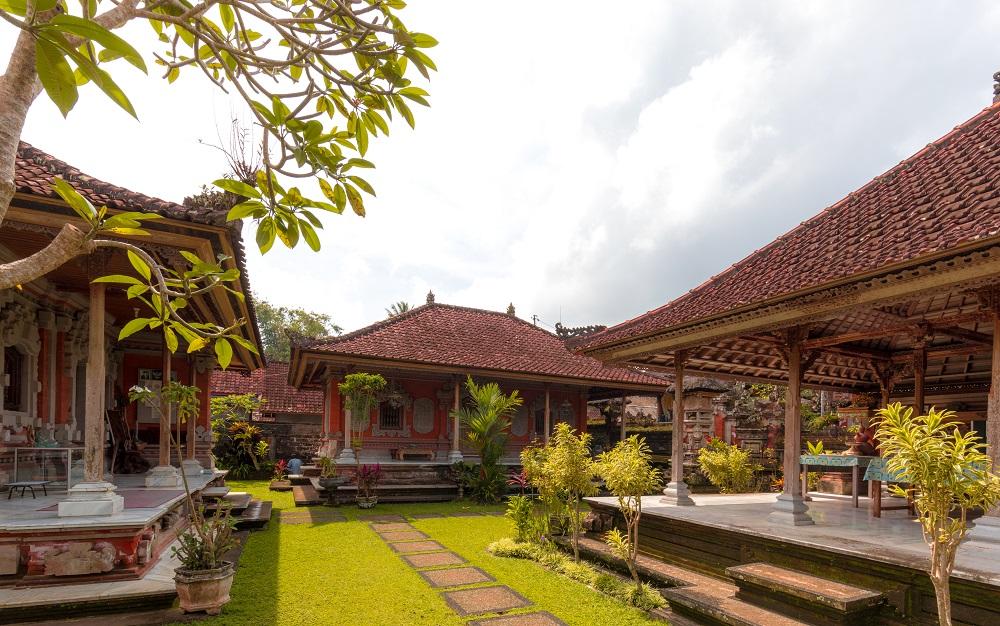 Rumah Adat Gapura Candi Bentar Berasal Dari Daerah Makna Di Balik Gapura Candi Bentar Pada Rumah Adat Bali