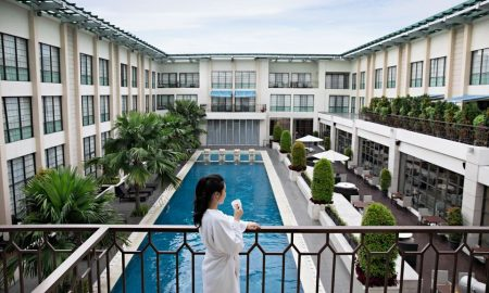 Staycation di hotel