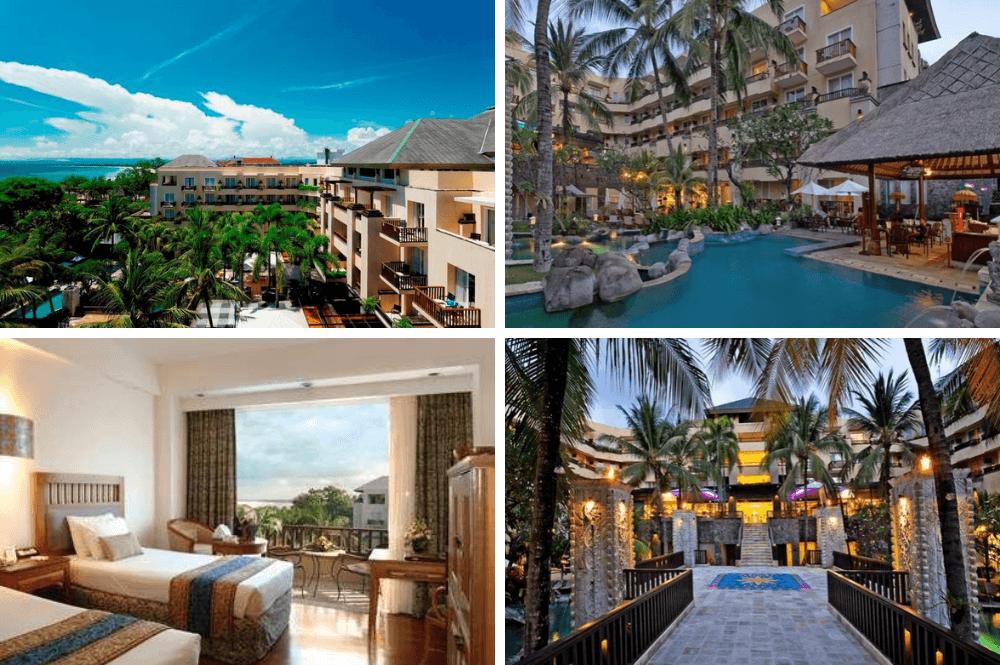 Kuta Paradiso Hotel Bali