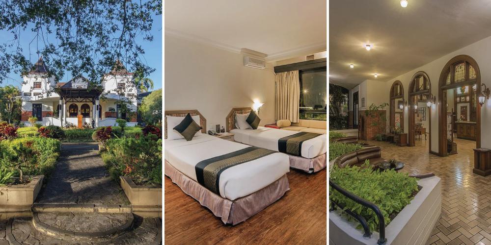 éL Hotel Kartika Wijaya Batu