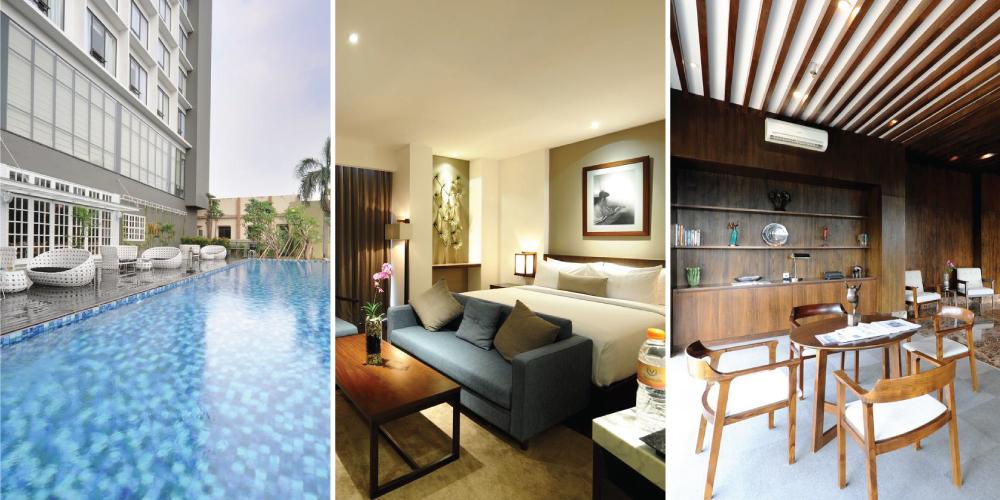 Veranda Hotel Jakarta