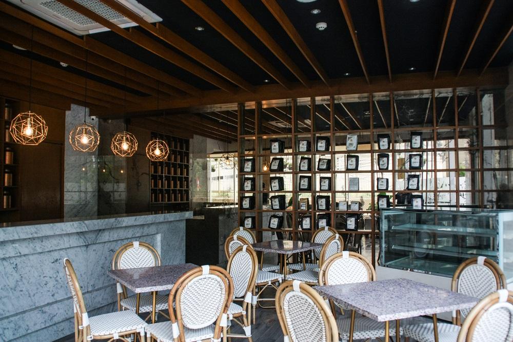restoran verse luxe indoor