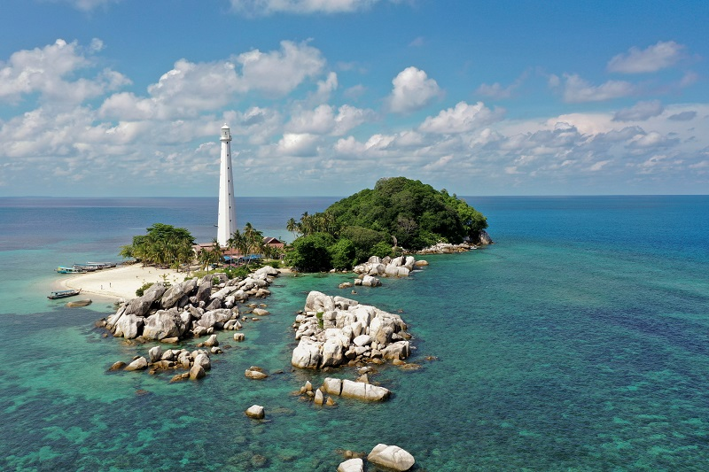 pulau lengkuas pegipegi