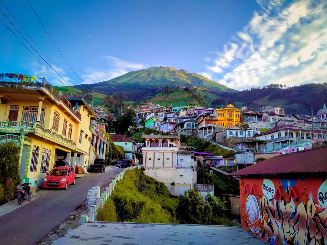 Dusun butuh Nepal Van Java Kaliangkrik