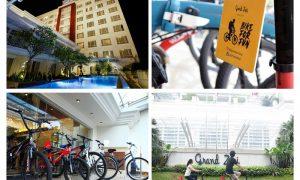 hotel dengan fasilitas sepeda gratis