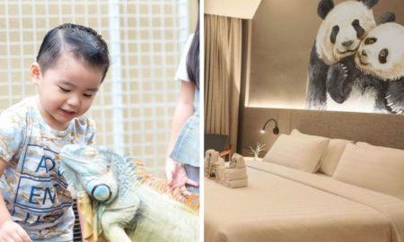 Hotel dengan Mini Zoo