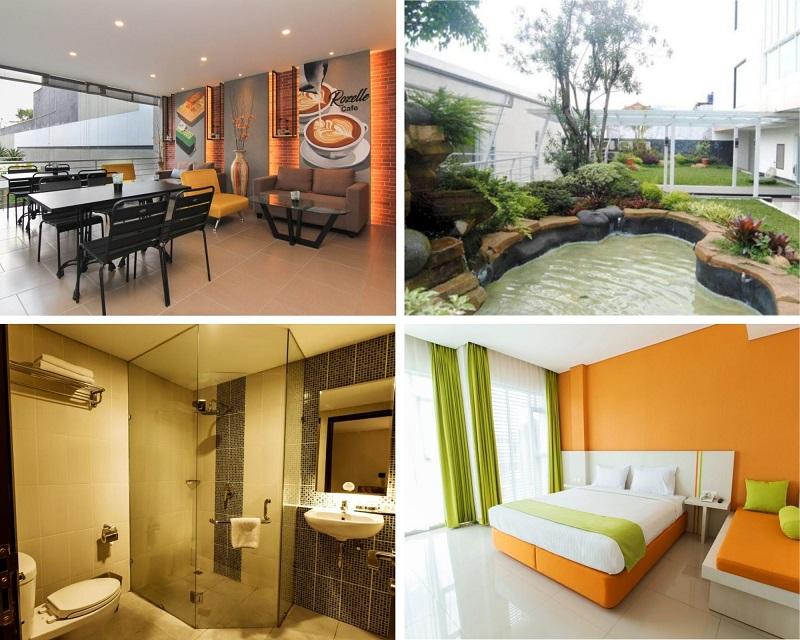 hotel murah dengan kolam renang di bandung
