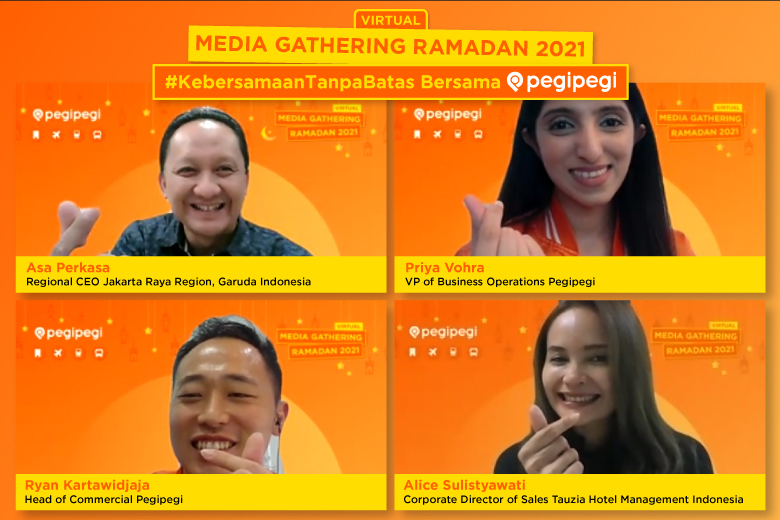 media gathering ramadan pegipegi 2021