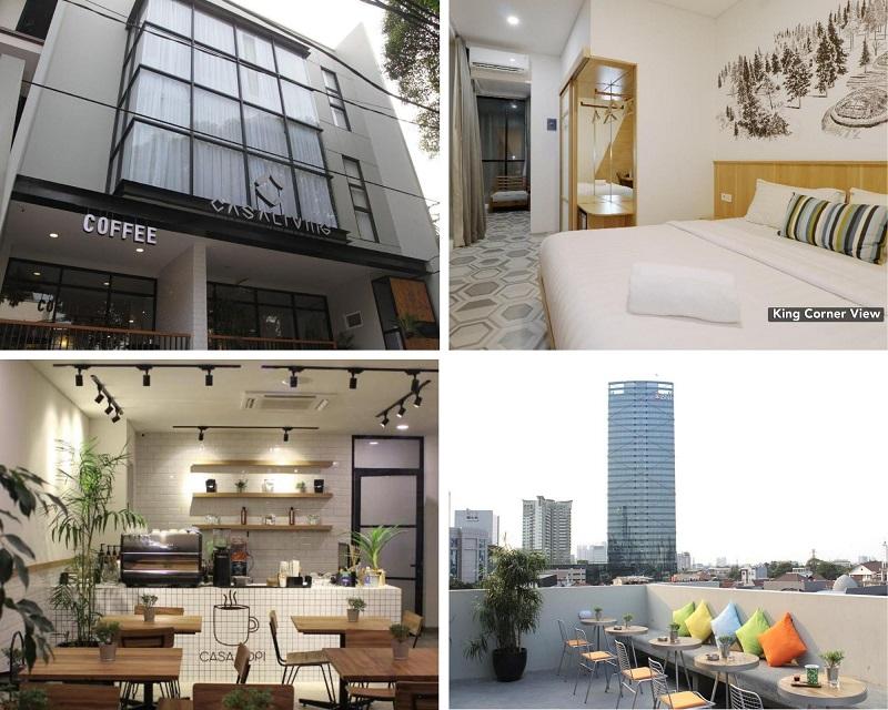 hotel murah dan kekinian di jakarta