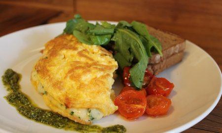 resep omlete mudah dan lezat