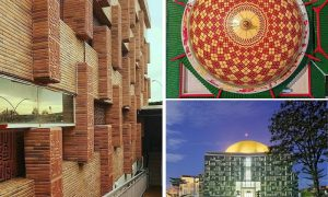 masjid ikonik di jabodetabek