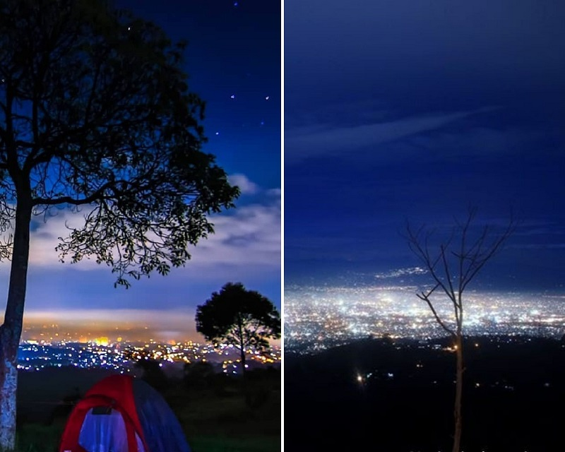 Tempat untuk melihat bintang di Bandung