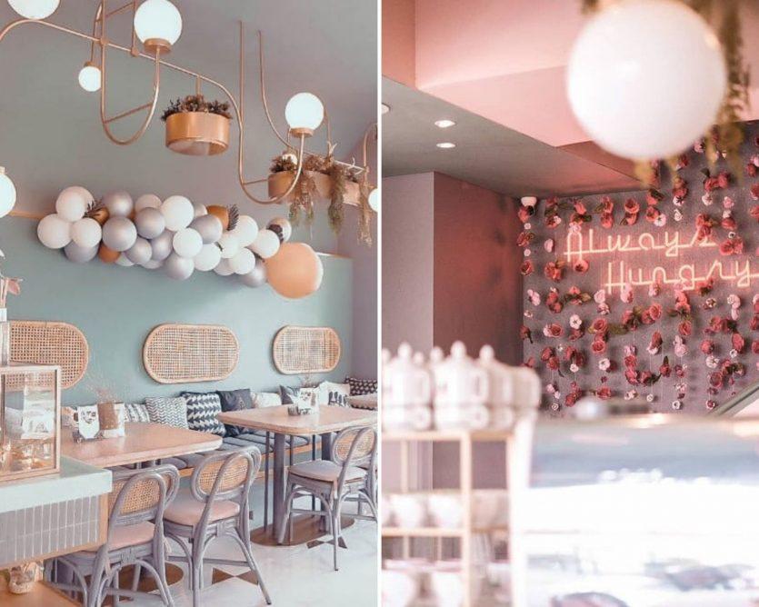 kafe untuk bridal shower di tangerang