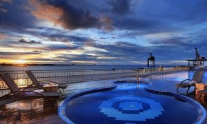 hotel dengan view cantik di makassar