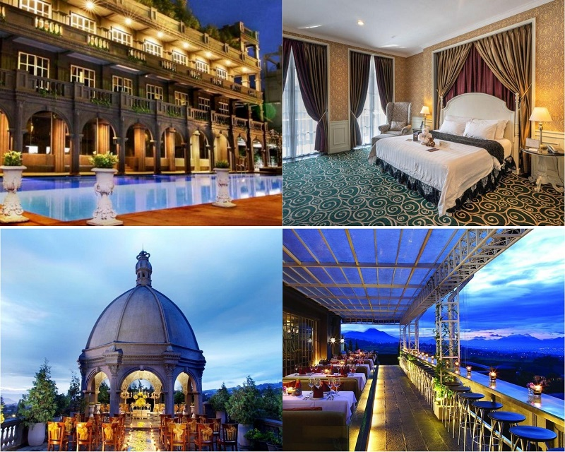 hotel buat honeymoon di bandung