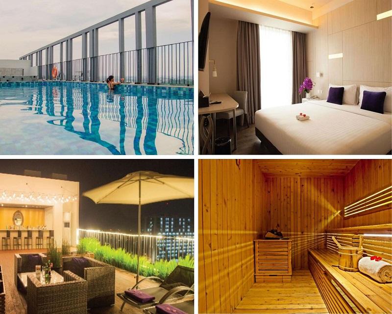 hotel dengan sauna terjangkau di jabodetabek