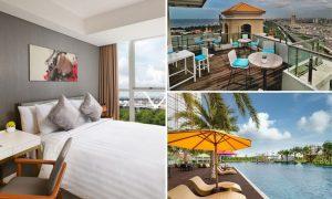 hotel dekat pantai jakarta