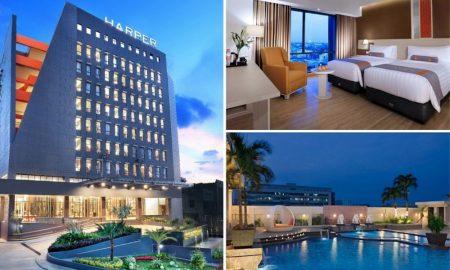 hotel terbaik palembang